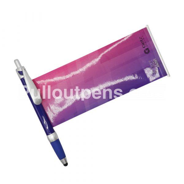 banner pens stylus combo pop 2lu