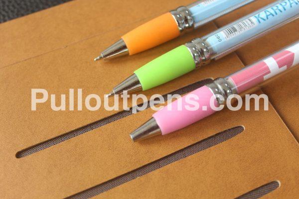 custom banner pens