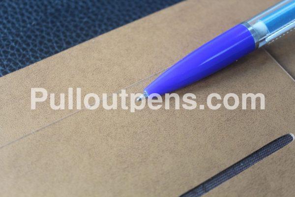 custom banner pens solid grip