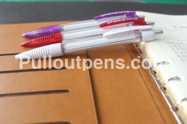 exhibitioin scroll pens