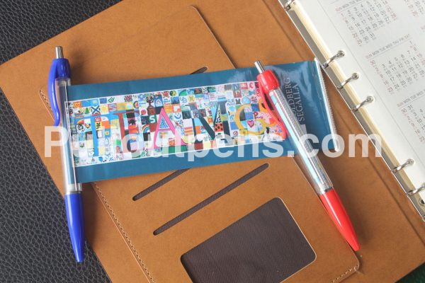 exhibition gifts pull out photo pens