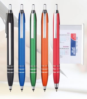 metal banner pens styllus