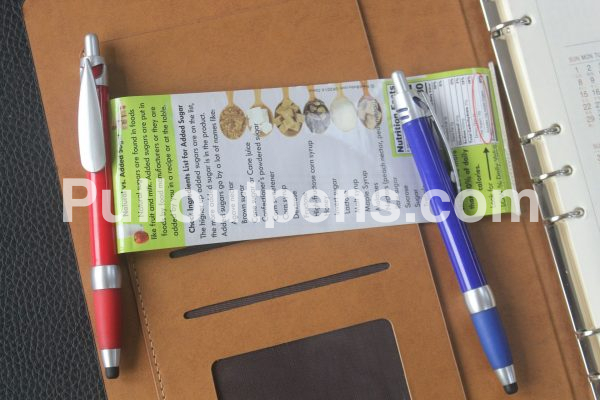 pull out pens stlylus pop 2lu