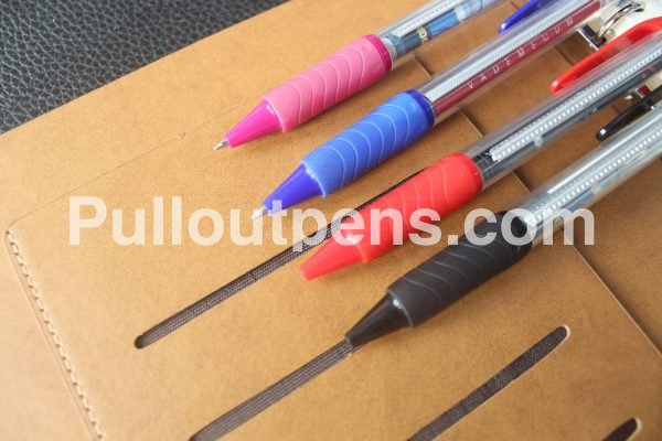 wave grip pull out pens